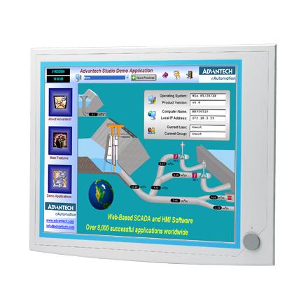 研华19寸工业平板电脑PPC-6192A